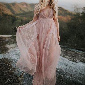 STUNNING boho inspired dress